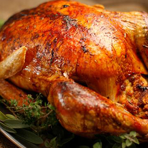 how to cook a free range turkey