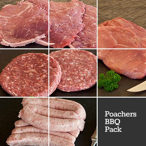 Poachers BBQ Pack