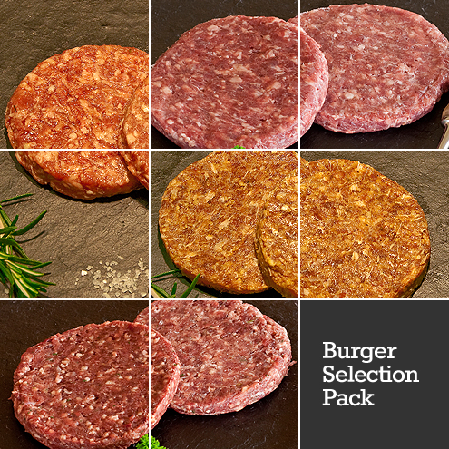 Burger Selection Pack