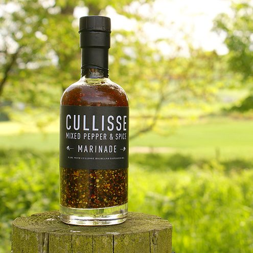 Cullisse Mixed Pepper & Spice Marinade