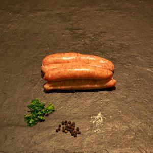 Gluten Free Pork Sausage