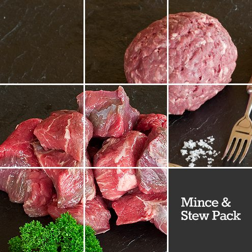 Mince and Stew Pack