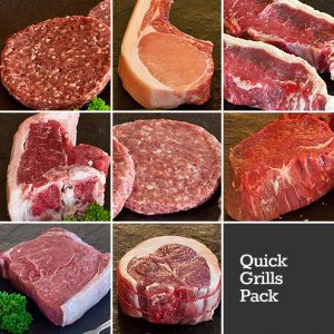 Quick Grills Pack