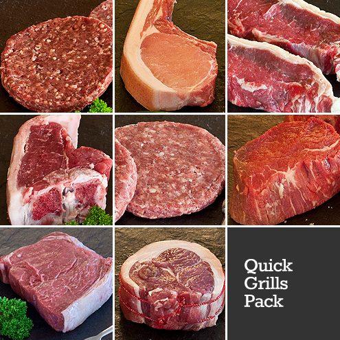 Quick Grills Pack