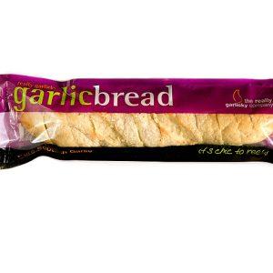 Really Garlicky Bread