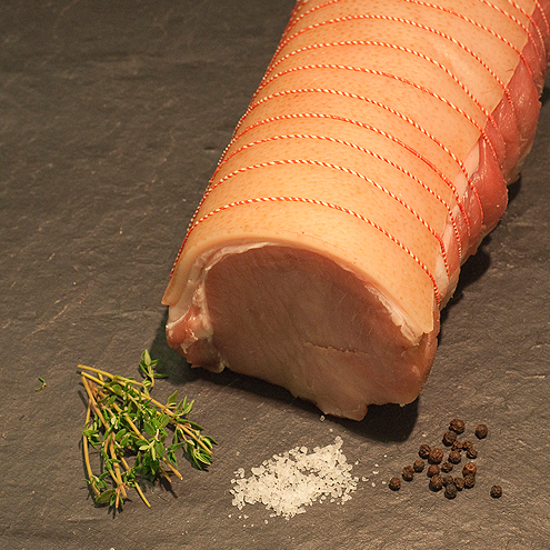 Rolled Pork Loin