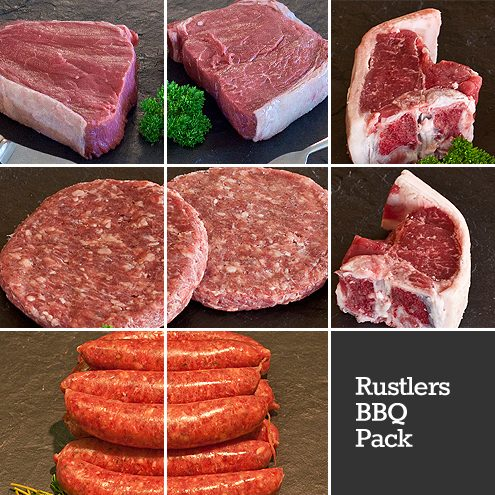 Rustlers BBQ Pack