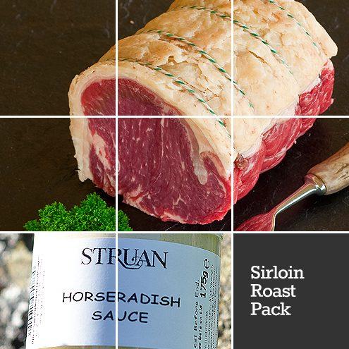 Sirloin Roast Pack