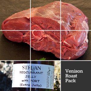 Venison Roast Pack