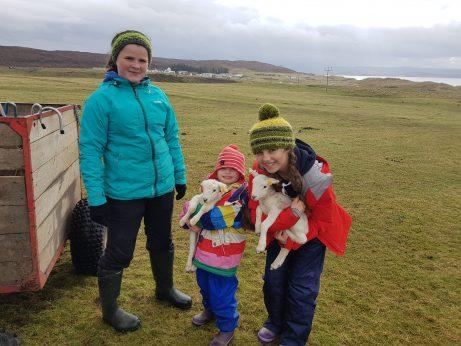 The Lambing Crew