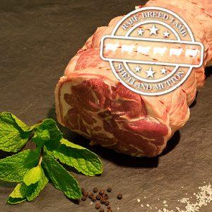 Shetland Lamb Shoulder