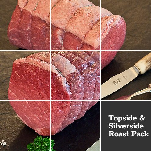 Topside Silverside Roast Pack