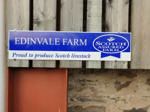 Farm Assurance Sign