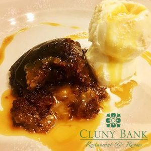 Brandy & Date Pudding