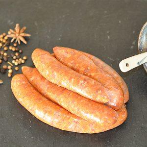 pork chorizo sausage